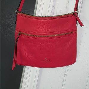 Kate spade cross body purse.